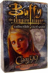 Buffy the Vampire Slayer Card Game Class of '99 Hero Deck