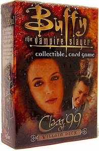 Buffy the Vampire Slayer Card Game Class of '99 Villain Deck
