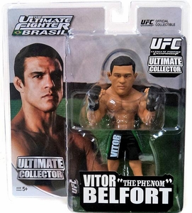 Round 5 UFC Ultimate Collector Series 11 TUF BRAZIL EDITION Action Figure Vitor Belfort