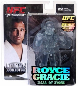 Round 5 UFC Ultimate Collector Series 11  LIMITED HALL OF FAME EDITION Action Figure Royce Gracie Only 500 Made!