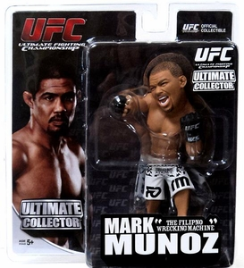 Round 5 UFC Ultimate Collector Series 11 Action Figure Mark Munoz