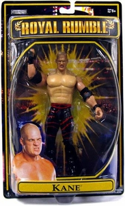 WWE Wrestling PPV 2009 Royal Rumble Action Figure Kane LAST ONE!