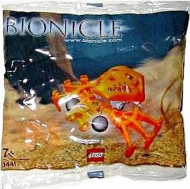 LEGO Bionicle Set #1441 Fikou [Bagged]