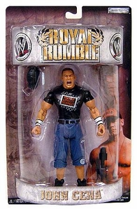WWE Wrestling PPV 2008 Royal Rumble Action Figure John Cena