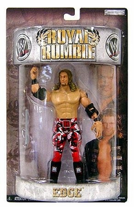 WWE Wrestling PPV 2008 Royal Rumble Action Figure Edge
