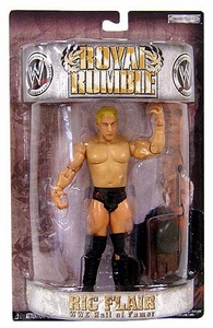 WWE Wrestling PPV 2008 Royal Rumble Action Figure Ric Flair