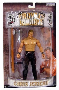 WWE Wrestling PPV 2008 Royal Rumble Action Figure Chris Jericho