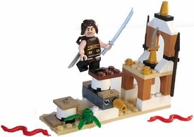 LEGO Prince of Persia BrickMaster Exclusive Set #20017 Dagger Trap [Bagged]