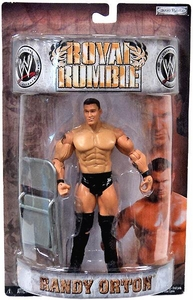 WWE Wrestling PPV 2008 Royal Rumble Action Figure Randy Orton