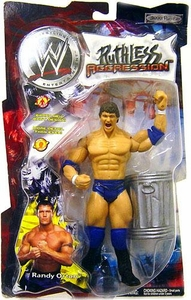 WWE Jakks Pacific Wrestling Action Figure Ruthless Aggression Series 1 Randy Orton