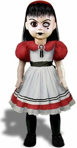 Mezco Toyz Living Dead Dolls Alice In Wonderland Figure Sadie as Alice