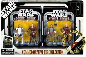 Star Wars Saga '06 Action Figure & Collectible Tin Episode II