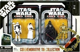 Star Wars Saga '06 Action Figure & Collectible Tin Episode IV