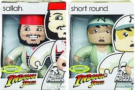 Indiana Jones Mighty Muggs Exclusive Set Short Round & Sallah