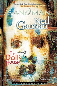 Vertigo Comic BooksSandmanVol. 2 The Doll's House