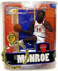 McFarlane Toys NBA Sports Picks Legends Series 3 Action Figure Earl Monroe (New York Knicks)