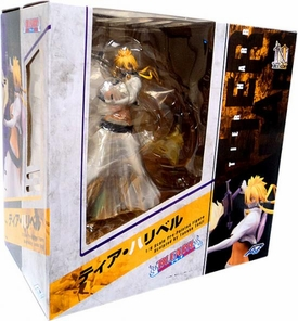 Bleach Toynami Megahouse 8 1/4 Inch PVC Statue Figure Tercera Espada Tia Halibel [Tier Harribel]