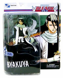 Bleach Toynami Series 3 Action Figure Byakuya Kuchiki with Senbonzakura