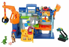 Imaginext Disney / Pixar Toy Story 3 Exclusive Playset Tri-County Landfill Playset & Figure Pack