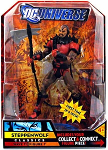 DC Universe Classics Series 11 Action Figure Steppenwolf {Red} [Build Kilowog Piece!]