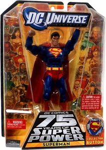 DC Universe Classics All Star Action Figure Superman [No Build A Figure Piece!]
