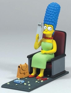McFarlane Toys The Simpsons Movie Mayhem Action Figure with Sound Marge
