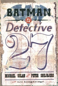 DC Comic Books Batman Detective #27