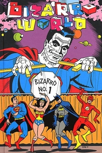 DC Comic Books Superman Bizarro World
