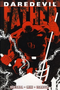 Marvel Comic Books Daredevil Father Hardcover