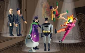 DC Direct Pocket Super Heroes Batman Box Set