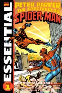 Marvel Comic BooksSpider-ManEssential Peter Parker The Spectacular Spider-Man Vol. 1Trade Paperback