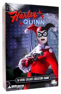 DC Direct Deluxe 1/6 Scale Collectors Action Figure Harley Quinn