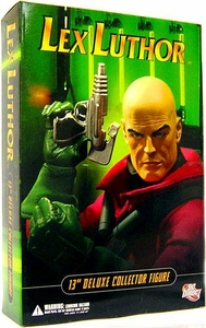 DC Direct 13 Inch Deluxe Collectors Action Figure Lex Luthor