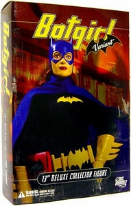 DC Direct 13 Inch Deluxe Collectors Action Figure Variant Batgirl
