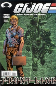 Comic Books GI Joe Frontline #11