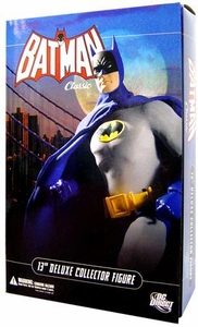 DC Direct 13 Inch Deluxe Collectors Action Figure Batman [Classic]