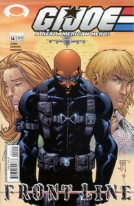 Comic Books GI Joe Frontline #14