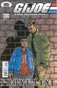 Comic Books GI Joe Frontline #15