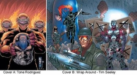 Comic Books GI Joe Frontline #16