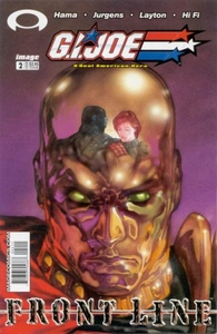 Comic Books GI Joe Frontline #2