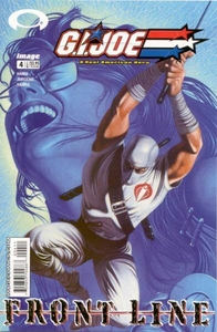 Comic Books GI Joe Frontline #4