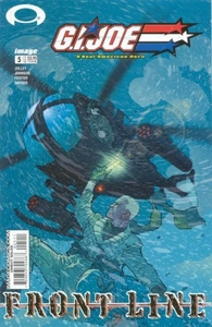 Comic Books GI Joe Frontline #5