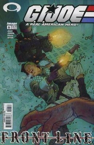 Comic Books GI Joe Frontline #6