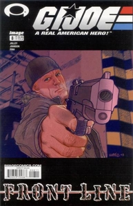 Comic Books GI Joe Frontline #8
