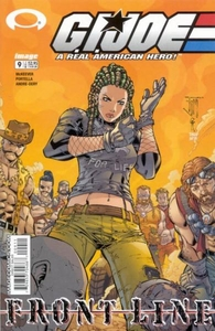 Comic Books GI Joe Frontline #9