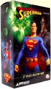 DC Direct 13 Inch Deluxe Collectors Action Figure Superman