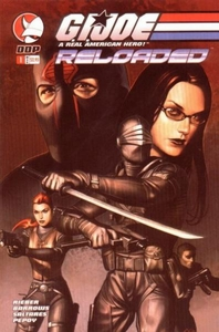 Comic Books GI Joe Reloaded #1