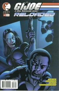 Comic Books GI Joe Reloaded #6