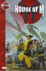 Marvel Comic BooksX-MenHouse of MTrade Paperback