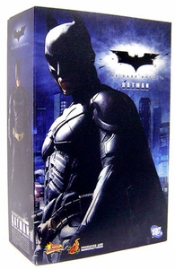 DC Direct Deluxe Dark Knight 1/6 Scale Hot Toys Collectors Action Figure Batman